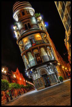 Avenida de la Constitución - Sevilla