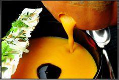Ideen und Inspiration für Kürbiscremesuppe