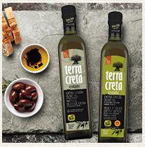 terra creta tasty olive oil