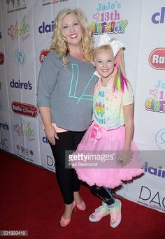 JoJo Siwa From Lifetime's 'Dance Moms' Celebrate Her 13th Birthday With An 80's Dance Party