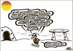 Viñeta: Forges - 9 ABR 2014 | Opinión | EL PAÍS