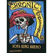 Chronic Cellars Sofa King Bueno Red Blend 2013