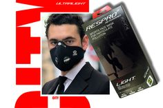 RESPRO® ULTRALIGHT™ SPORTS FACE MASK #respro http://respro.com/store/product/ultra-light