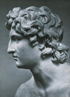 Alexander the Great Macedonian King Bust ...