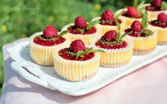 Franbuazlı Mini Cheesecake