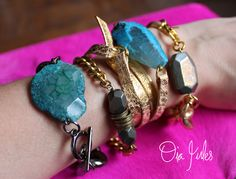 arm candy from oia jules