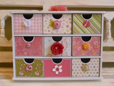 Pretty Pink Jewelry Box Organizer Baby Trinkets Chest Collectibles Girl Room Vanity Flowers Birthday Gift LaLa Loopsy