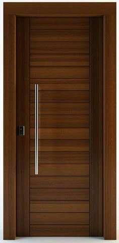 Are you looking for best wooden doors for your home that suits perfectly? Then come and see our new content Wooden Main Door Design Ideas. Flush Door Design, Home Door Design, Wooden Main Door Design, Modern Wooden Doors, Internal Wooden Doors, Bedroom Door Design, Door Design Interior, Front Door Design, Wood Doors