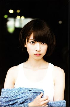 Hashimoto Nanami (橋本 奈々未) - 乃木坂46 (Nogizaka46) - UTB Magazine August 2013