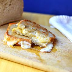 Old fashioned Grilled Cheese