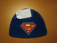 Hey, I found this really awesome Etsy listing at http://www.etsy.com/listing/156459623/superman-inspired-hatbeanieboy