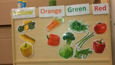 Love this for the garden theme! (PS) Storytime with Miss Tara and Friends: Pre-K July 2012 Gardens (Vegetable Sorting) Gym Nutrition, Nutrition Month, Nutrition Education, Nutrition Pyramid, Nutrition Tracker, Nutrition Quotes, Nutrition Activities, Nutrition Guide, Child Nutrition