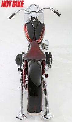 PanDejo - A Custom 2008 Harley-Davidson Panhead Softail | Hot Bike #harleydavidson2018