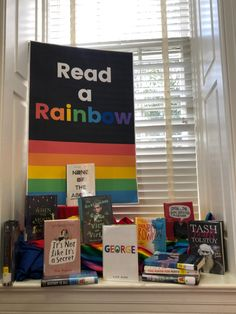 YA Colorful fiction display at the Morganton Public Library! Library Signs, Library Book Displays, Library Books, Library Ideas, Reading Bulletin Boards, Winter Bulletin Boards, Preschool Bulletin Boards, Elementary Library, Book Trailers