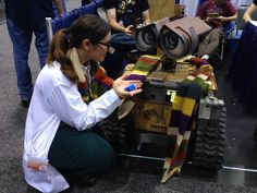 Osgood Cosplay, Day of the Doctor 50th episode, Doctor Who, Disney -katie