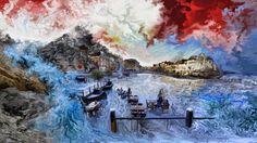 以前に描いた絵を色編集加工してみました、水害の街をお絵描きしたもので、僕のお気に入り作品です。  Carmel Conway - He Was Beautiful (Stanley Myers Cavatina) http://youtu.be/zxnLccysm08