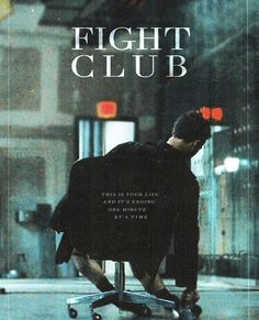 rule of fight club. Never talk about fight club😼 Love Movie, Movie Tv, Kasimir Und Karoline, Text Poster, Fight Club 1999, David Fincher, Kino Film, This Is Your Life, Cinema Posters