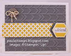 The Stamp Crew Review: Six Sided Sampler Edition