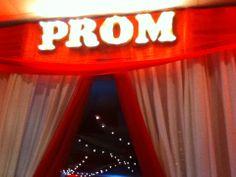 Prom entrance #lights #getlit #entrance #entertaining #prom #wedding #eventdecor