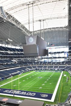 AT&T Stadium, home of the Dallas Cowboys - Stadium Tour Chiefs vs Cowboys game Dallas Cowboys Stadium Tour, Dallas Cowboys Crafts, Dallas Cowboys Images, Dallas Cowboys Wallpaper, Stadium Wallpaper, Stadium Architecture, Nfl Football Helmets, Cowboy Images, How Bout Them Cowboys