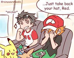 pokemon sun and moon RED   Tumblr