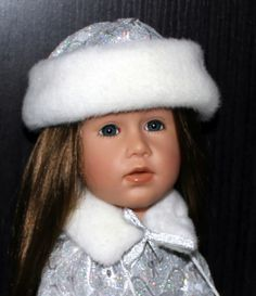 GOTZ WINTER DOLL COLLECTION 2007