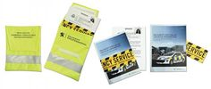"""Peugeot Service: """"Emergency Services mailer"""" Direct marketing  by Cmw"""