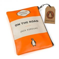 Penguin Travel Pouch - On the Road
