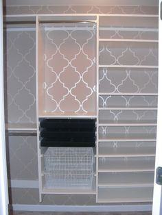 Small Walk In Closet Ideas | Fashionable Master Closet - Closet Designs - Decorating Ideas - HGTV ...