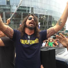 Mr Grohl