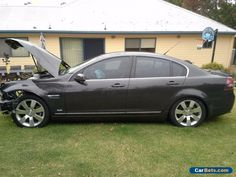 HOLDEN COMMODORE CALIAS v 6.0 litre v8 sedan engine complete car #holden #calais #forsale #australia