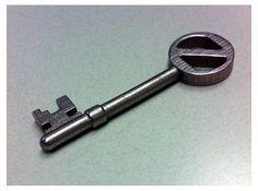 3D printed key to oz $8.33