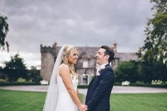 Niamh and Jason's stunning Ballymagarvey Village wedding is an absolute feast for the eyes - we think you're going to absolutely love how photographer Emma Russell captured this incredible day.