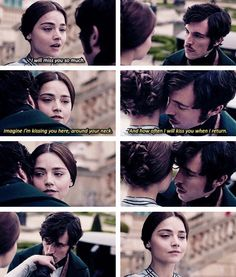 """""""Imagine I'm kissing you here on the neck and how often I will kiss you when I return"""" - Albert and Victoria Queen Victoria Tv Show, Victoria Pbs, Victoria 2016, Victoria Series, Queen Victoria Prince Albert, Victoria And Albert, Jenna Coleman Tom Hughes, Victoria Masterpiece, Anastasia Musical"""