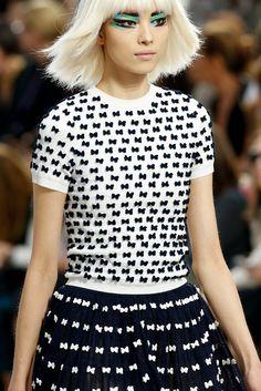 // Chanel Spring 2014