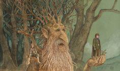 by Poul  #tolkien #LordoftheRings #Treebeard