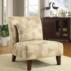 Anna Asian Fan Accent Chair Review Buy Now
