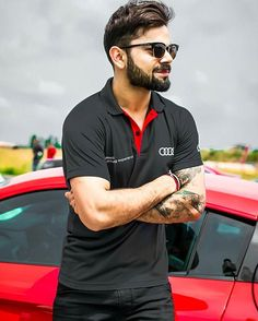 "108.9k Likes, 408 Comments - Virat Kohli (@viratkohli.club) on Instagram: ""He's the Most Sexy Munda! ❤️"""