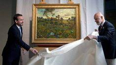Descubren un nuevo cuadro de Van Gogh