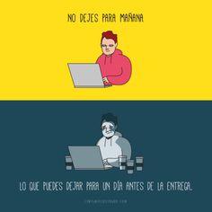 No dejes para mañana la procrastinación - http://2ba.by/20d9f