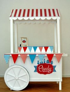 Candy Cart by Candy Buffet
