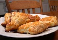Weight Watchers Apple Turnovers- 1.5 old points
