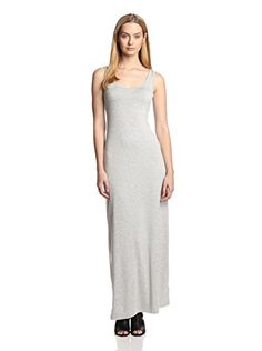 Tart Collections Women's Peoria Maxi Dress (Heather Grey)