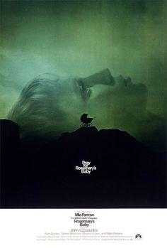 Rosemary's Baby (1968) -  Mia Farrow, John Cassavetes, Ruth Gordon, Maurice Evans, Patsy Kelly