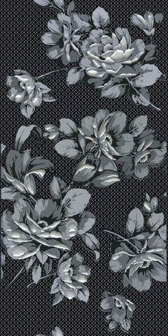 """Аллегро"" - Вставка декоративная 200х400 Abstract, Artwork, Plants, Summary, Work Of Art, Flora, Plant"