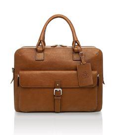 Bladon Tan 24 Hour Bag