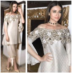 30 trending party outfits for pakistani girls - trending indian fashion outfits Pakistani Fashion Casual, Pakistani Outfits, Ethnic Fashion, Indian Outfits, Indian Fashion, Pakistani Party Wear, Pakistani Girl, Pakistani Dress Design, Indian Designer Outfits
