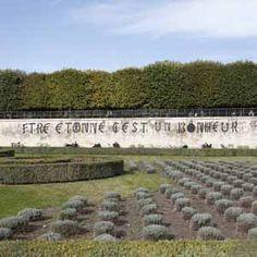 Jacques Villeglé Jardin des Tuileries