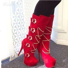Zapatos botas shoes women