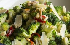 Italian style pan fried broccoli-PT